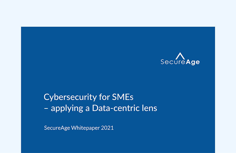 Cybersecurity for SMEs – applying a Data-centric lens
