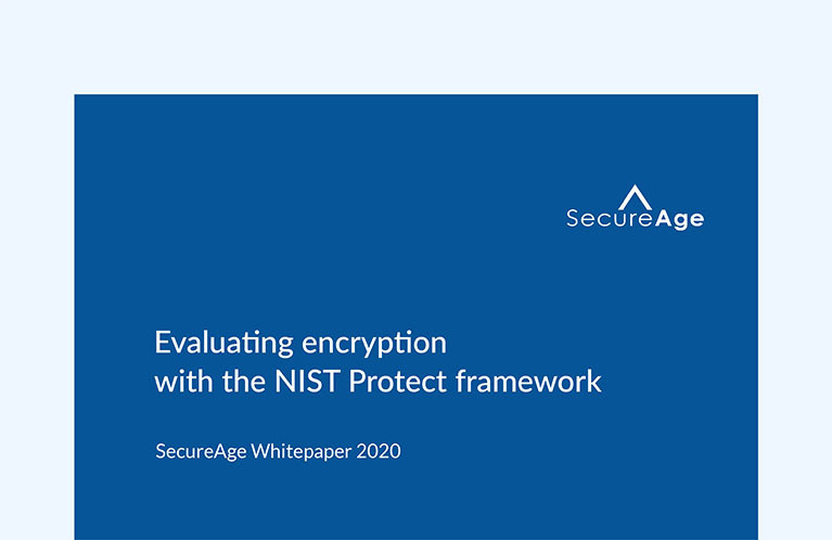 Evaluating encryption with the NIST Protect framework