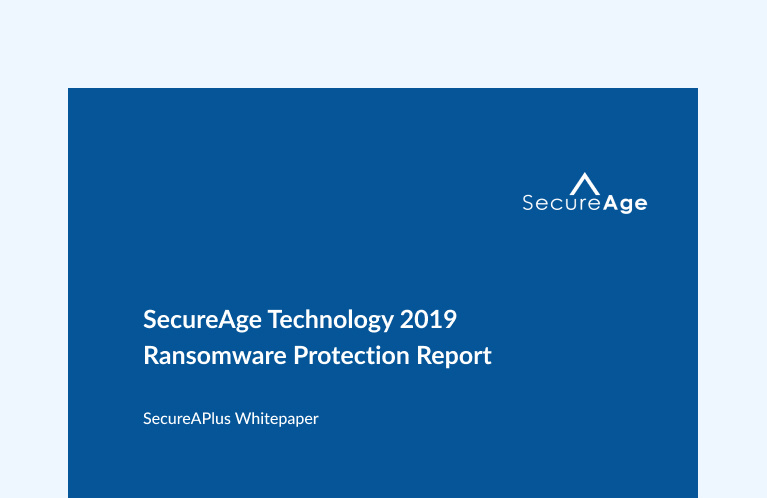 Ransomware Protection 2019 Report