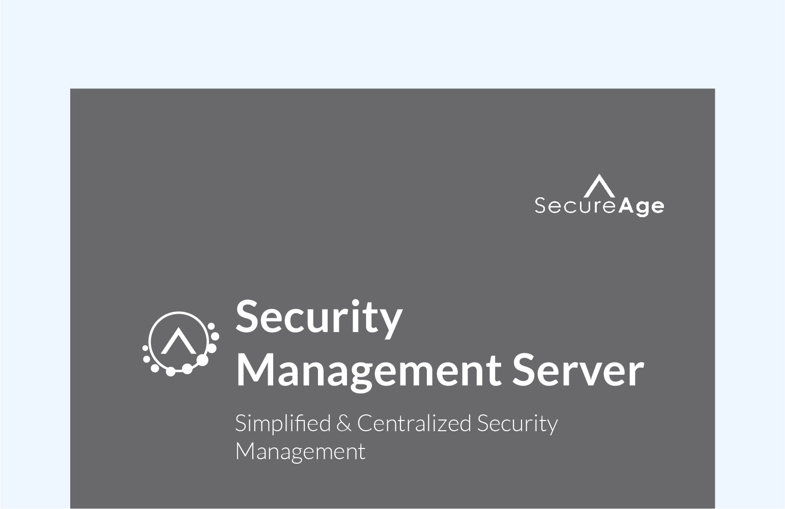 Security Management Server Brochure