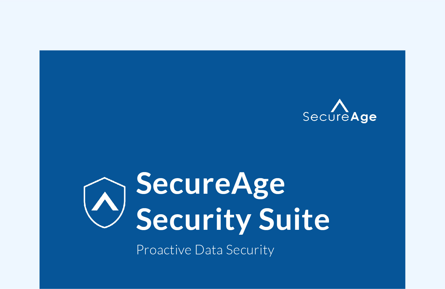 SecureAge Security Suite Brochure